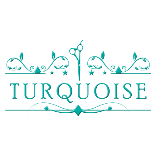 Turquoise Logo Design