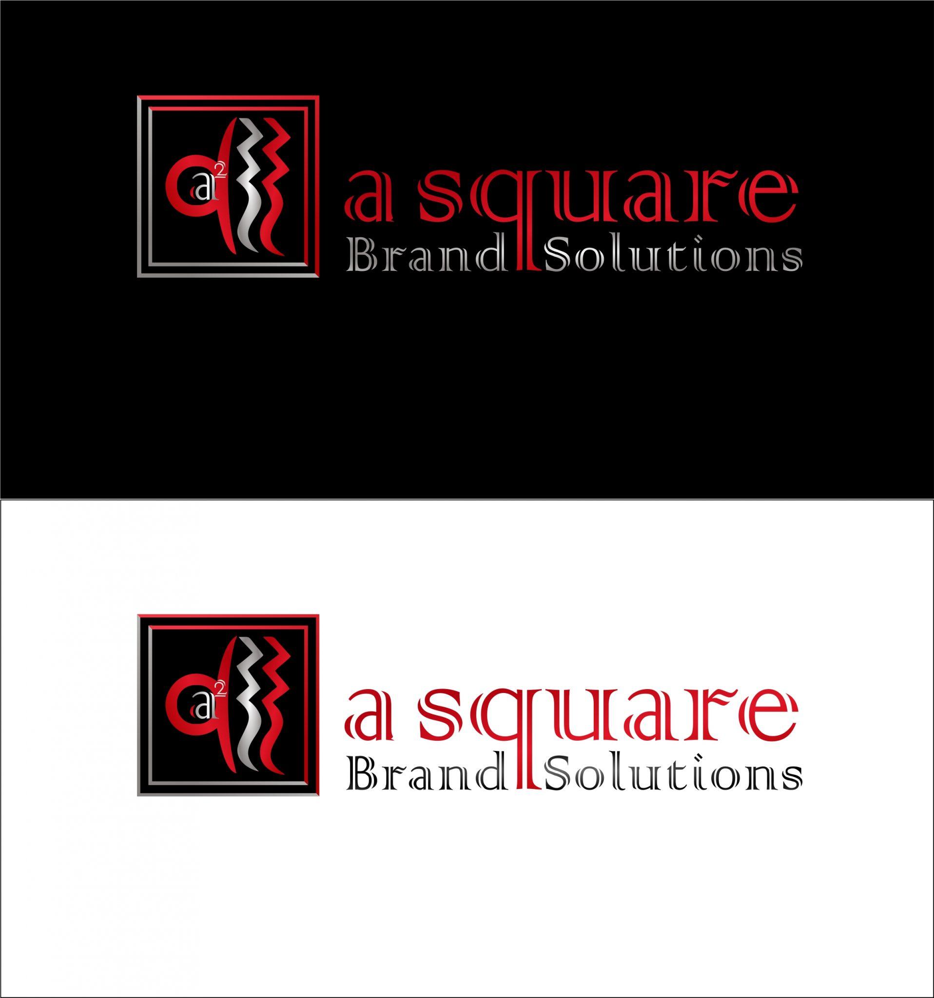 A Square Logo Design