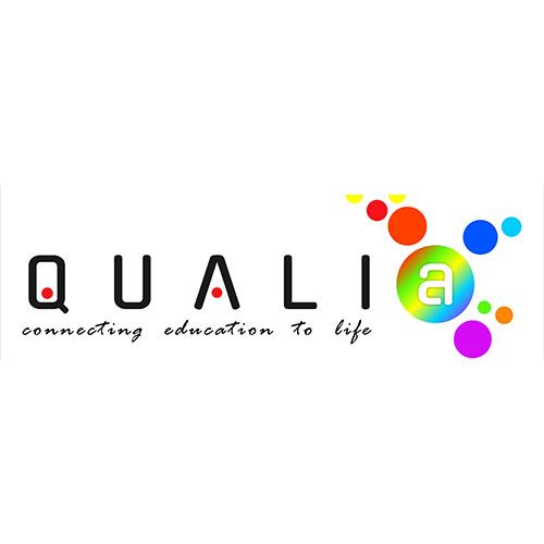Qualia logo Design