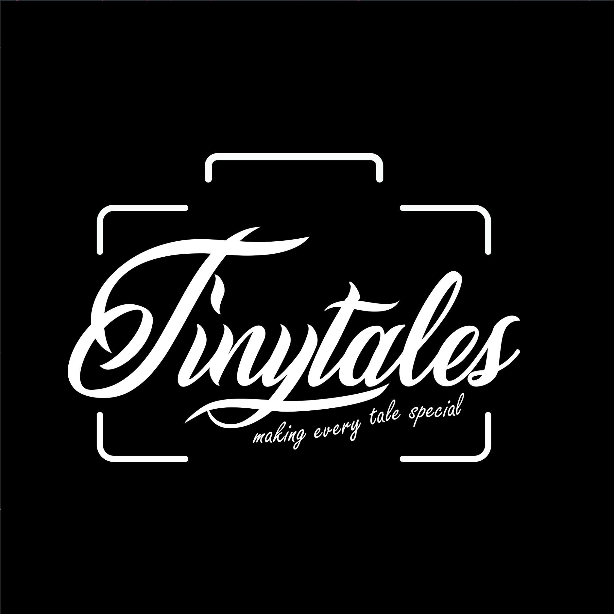 Tinytales Logo Design